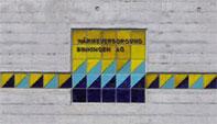 Kunst am Bauwerk der Grundlastzentrale Postgasse Binningen