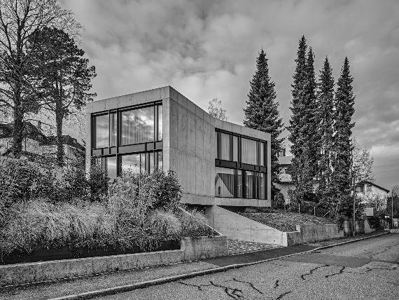 Neubau Einfamilienhaus Höhenweg 2