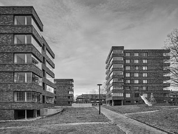 Sanierung Wohngenossenschaft Meiriacker